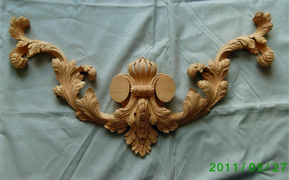 Chippendale Mirror Restoration Segment - thomas chippendale restoration mirror