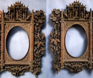 Chinese Mirror Restoration