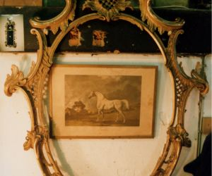 Georgian Mirror Restoration