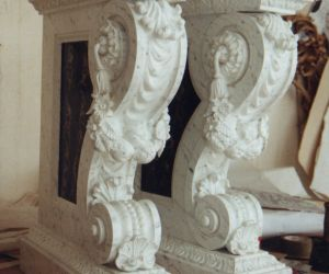 Console Table, Hampton Court Palace